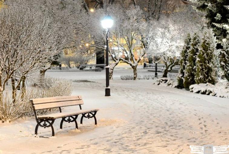 Очередной циклон вновь принесет в Приамурье снег и тепло