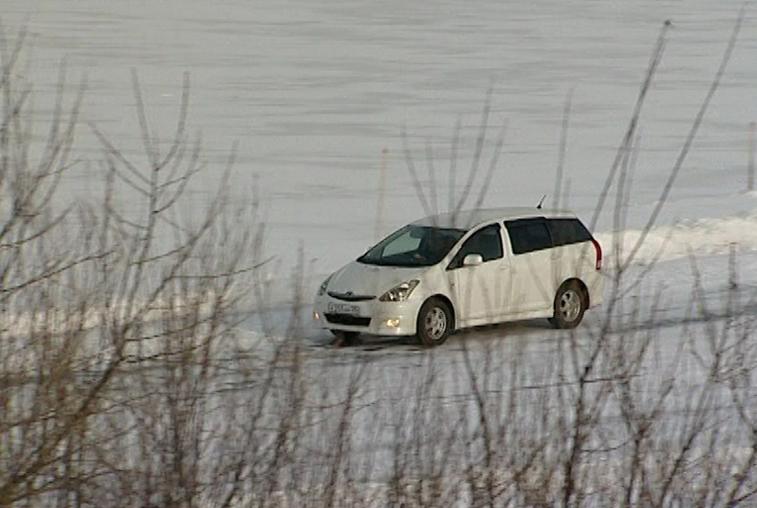 Ледовая переправа Поярково – Сюнькэ откроется сегодня