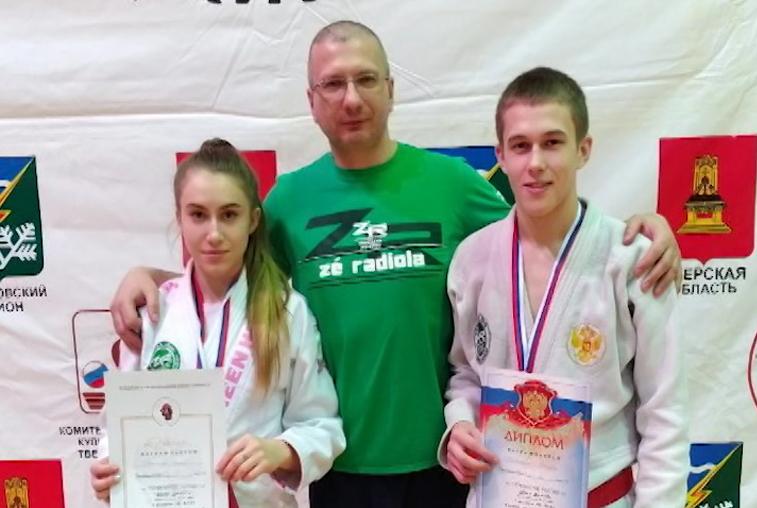 Десять медалей завоевали амурские джуисты на первенстве России