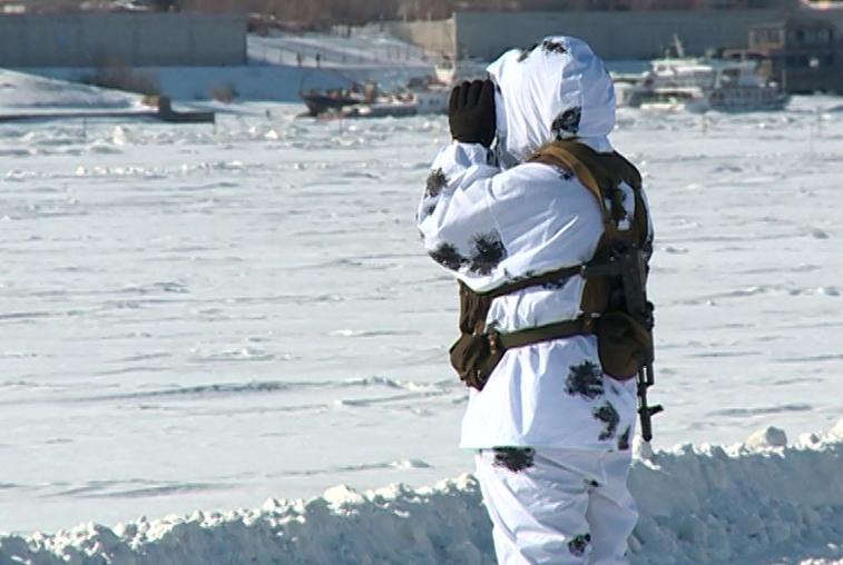 Гражданина КНР арестовали при попытке вернуться на родину по льду Амура