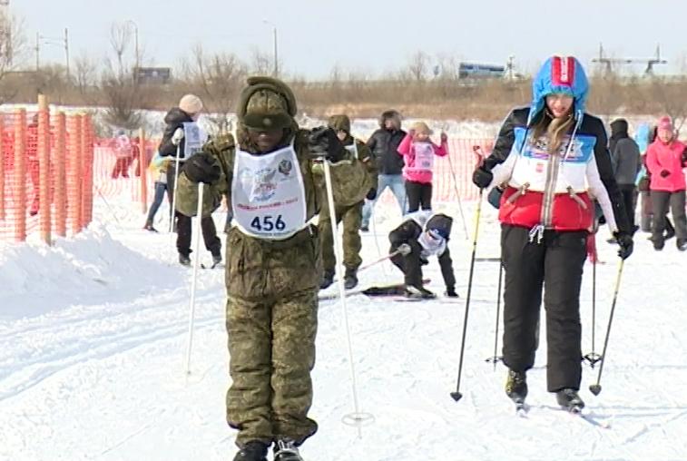 В Благовещенске объявлен аукцион на организацию «Лыжни России-2018»