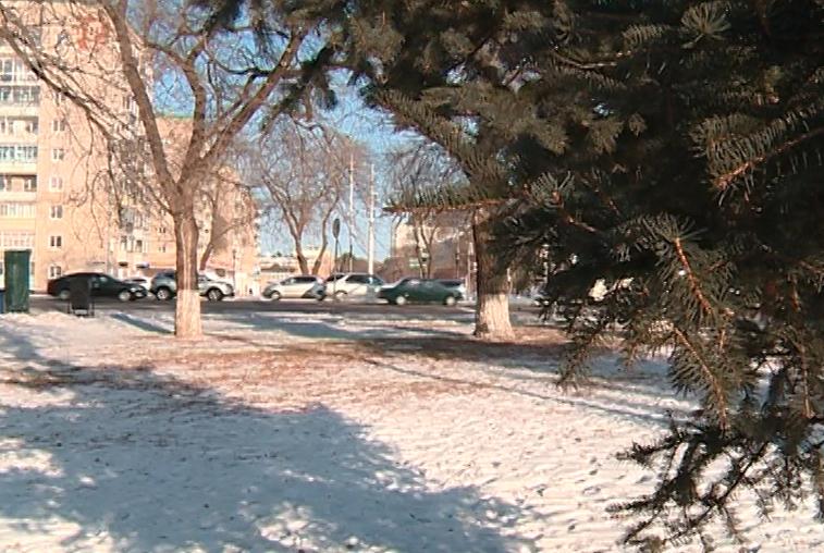 Циклон принес ослабление морозов в Приамурье
