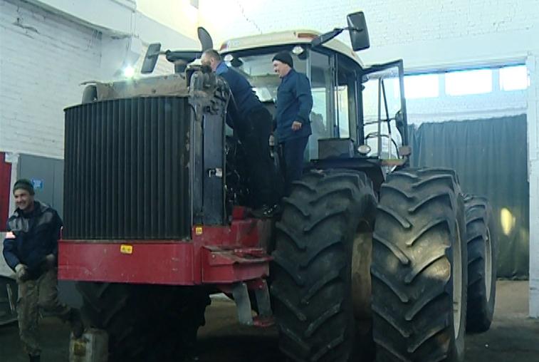 План ремонта сельхозтехники в Приамурье выполнен на четверть