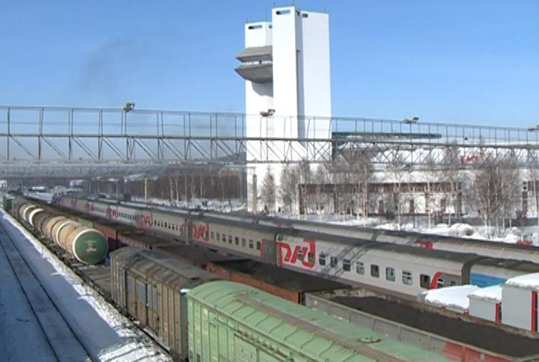 На железнодорожной станции Тында готовятся к росту грузопотока