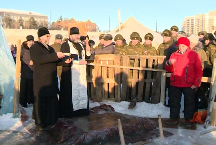 Десять из одиннадцати крещенских купелей в Приамурье соответствуют нормам