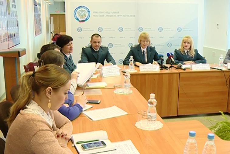 В амурском управлении ФНС рассказали о налоговой амнистии