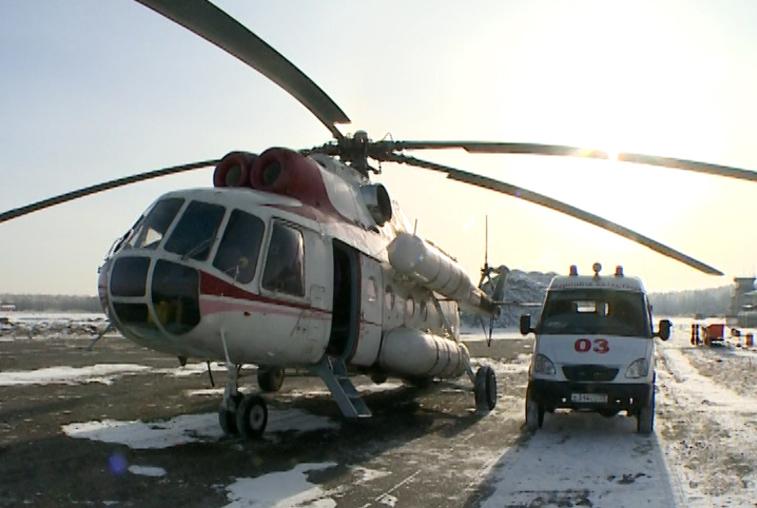 Спасительные рейсы: В Приамурье реализуется президентская программа по возрождению санавиации
