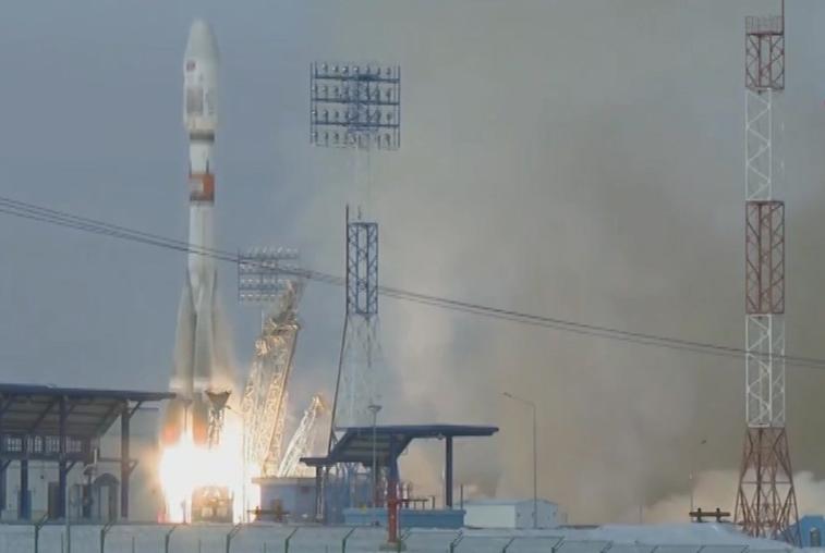 Сегодня на космодроме Восточный состоится третий запуск ракеты