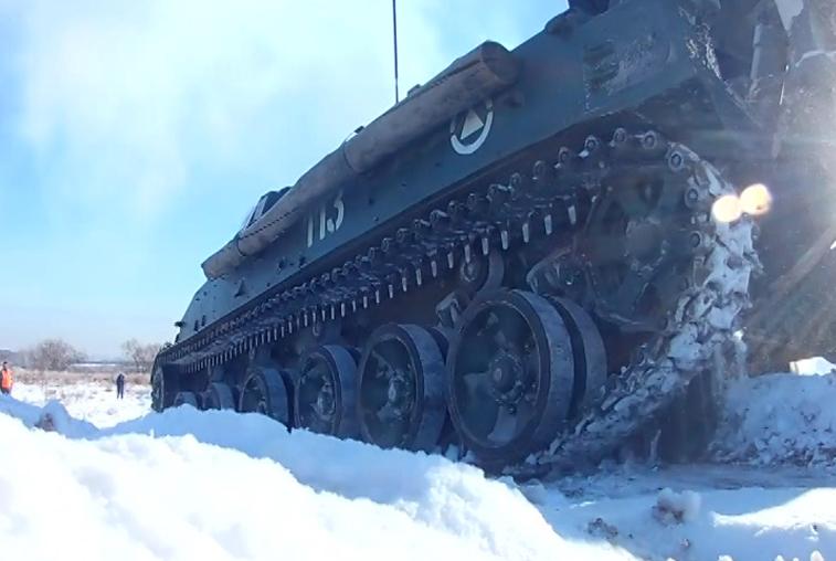 Амурские военные отработали передислокацию подразделений тяжёлой артиллерии