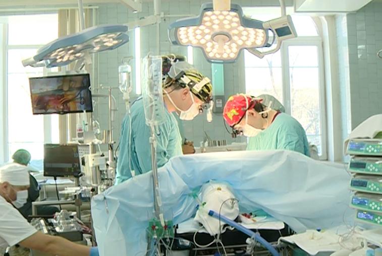 Число операций в кардиологической клинике при АГМА выросло вдвое