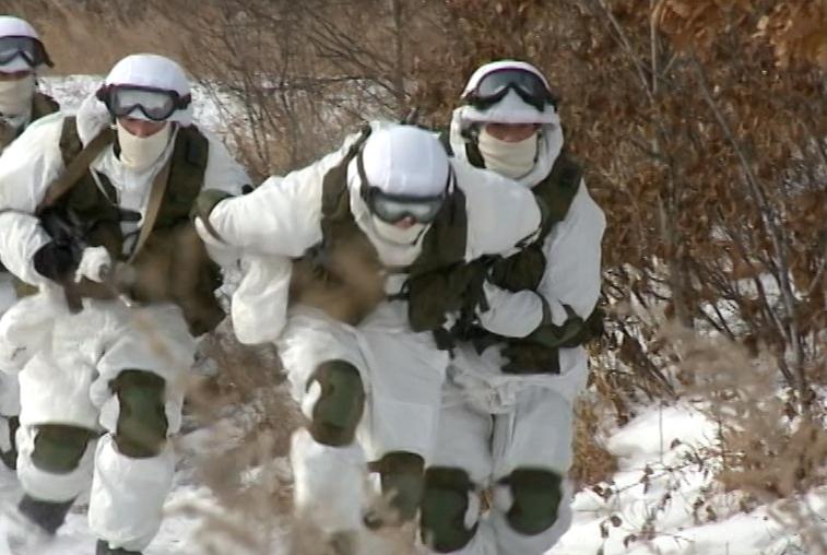 Для курсантов-арктиков из ДВОКУ увеличили число тренировок на полигоне