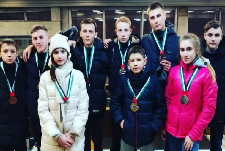 Амурчане успешно выступили на чемпионате Европы по бразильскому джиу-джитсу