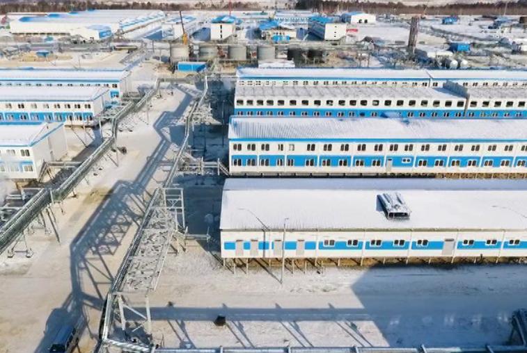 Реализация газовых проектов принесла в бюджет Приамурья почти 1,5 млрд рублей