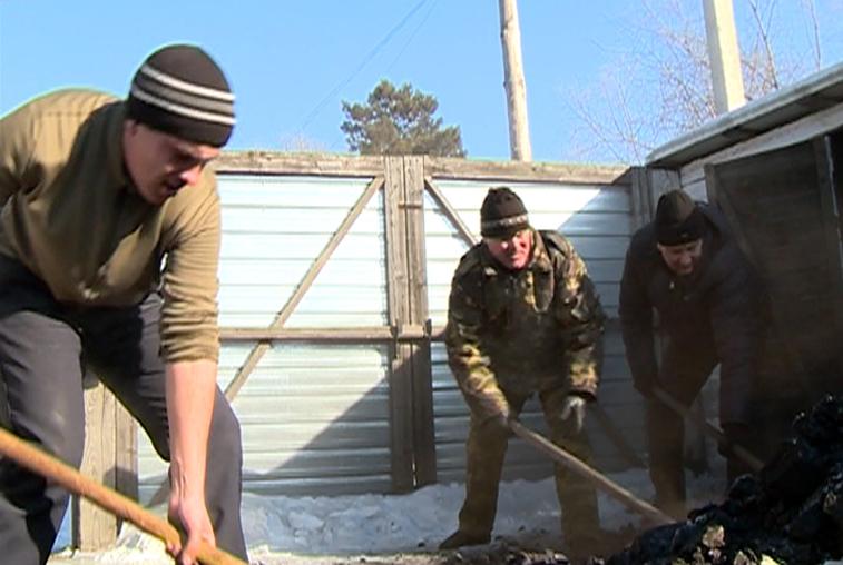 Постоянное добровольческое движение организовали в Белогорске