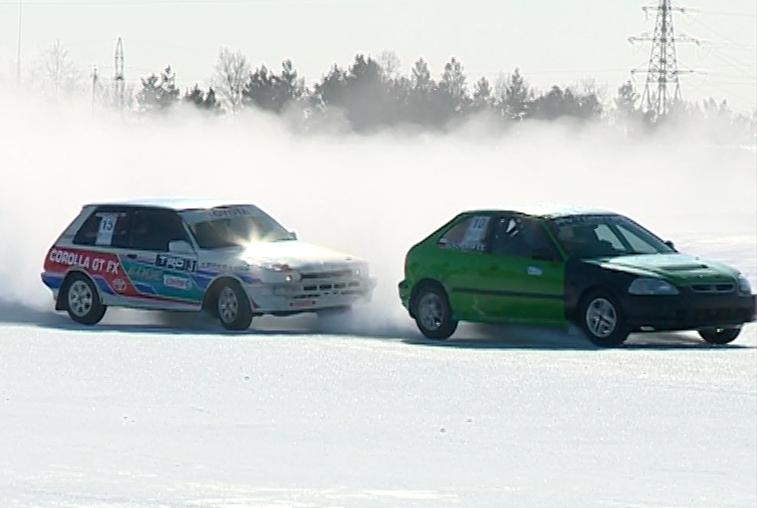 Благовещенские гонщики лидируют после первых этапов зимнего чемпионата