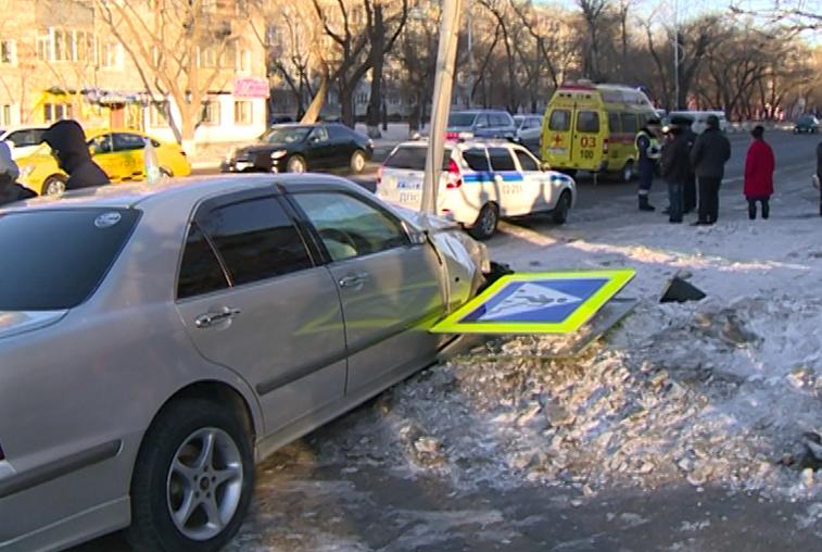 Благовещенскому водителю, сбившему пешеходов, ограничили свободу на 1,5 года