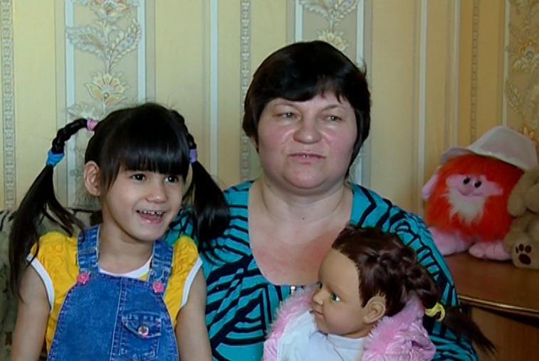 Маленькая амурчанка Соня Селезень нуждается в дорогостоящем лечении
