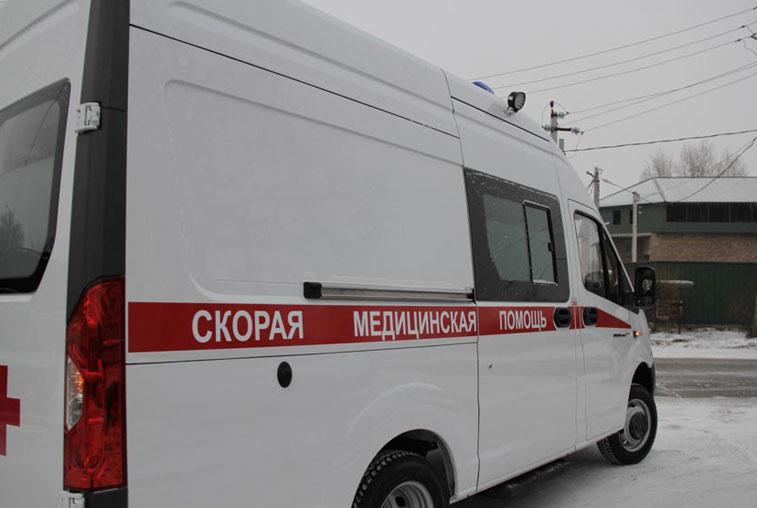 Новой машиной скорой помощи пополнился автопарк Белогорской ЦРБ