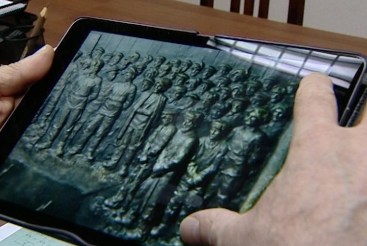 В Сковородино открывают памятник убитым партизанам