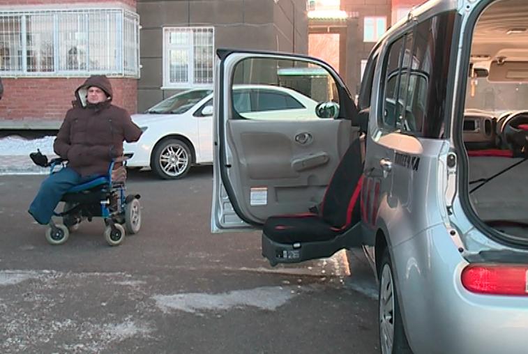 Спецавтомобили для инвалидов начали предоставлять амурские фирмы такси