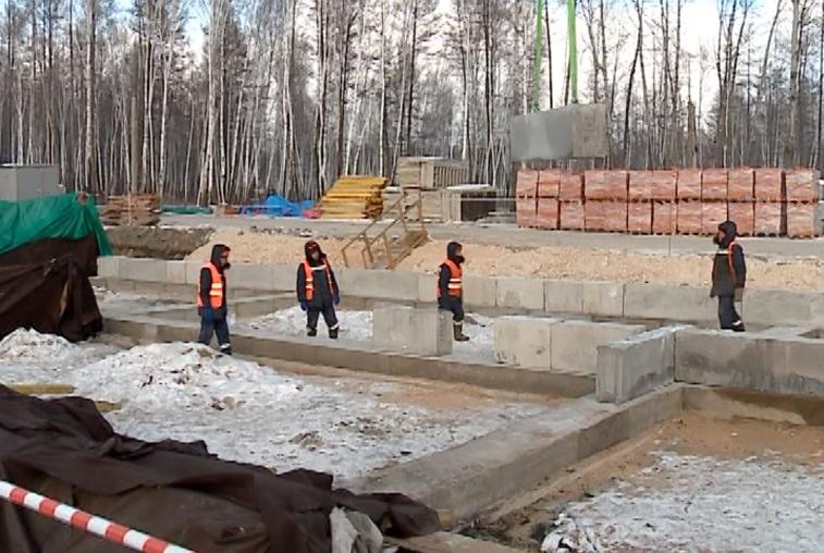 Губернатор Приамурья оценил ход строительства объекта газопровода «Сила Сибири» в Сковородинском районе