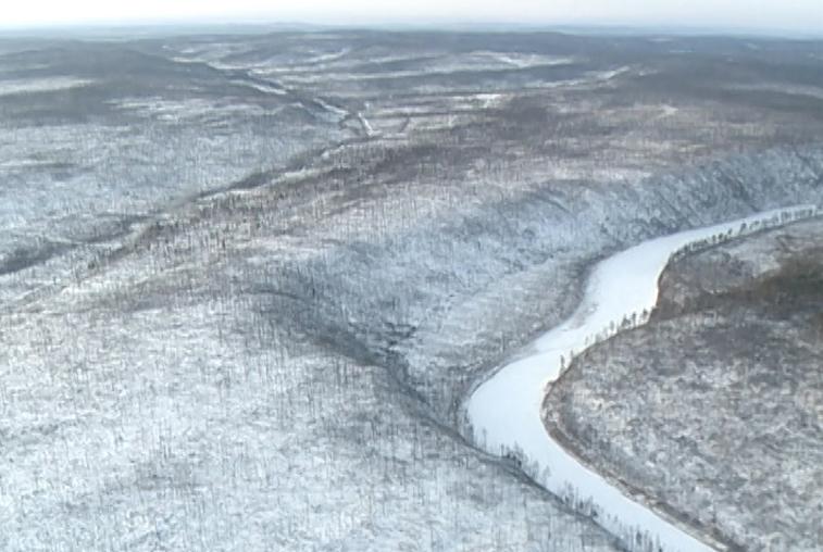 Небольшое землетрясение произошло на границе Приамурья и Якутии
