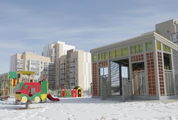 Новый и лучший в Приамурье детский сад открыли в Циолковском