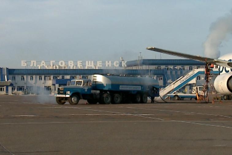 Пассажиропоток Благовещенского аэропорта вырос на 16%