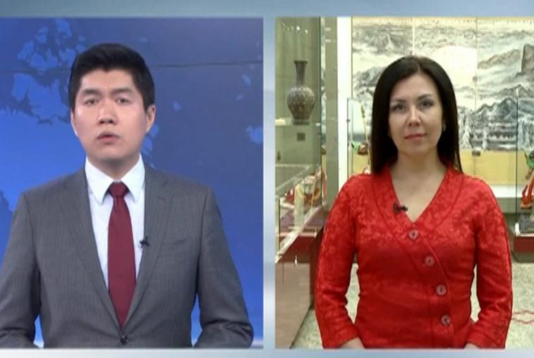 О развитии культурных связей с Россией рассказали на центральном телевидении Китая