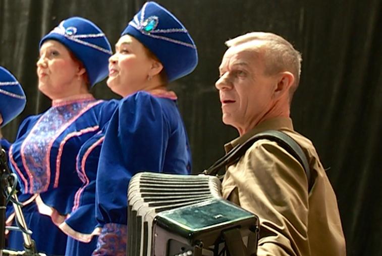 Амурские хоры исполнили русские народные песни на конкурсе в Благовещенске