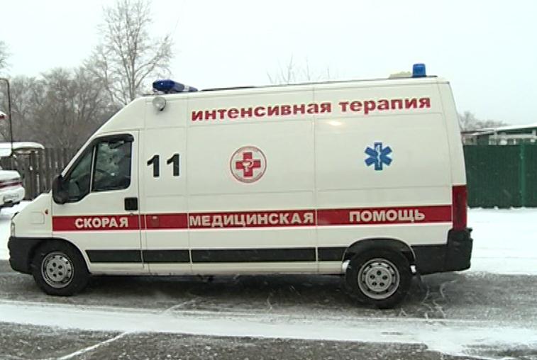 В Белогорске пьяный мужчина напал на фельдшера