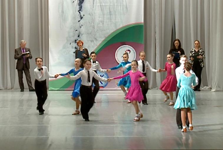 Первенство Благовещенска по танцевальному спорту собрало более 150 участников