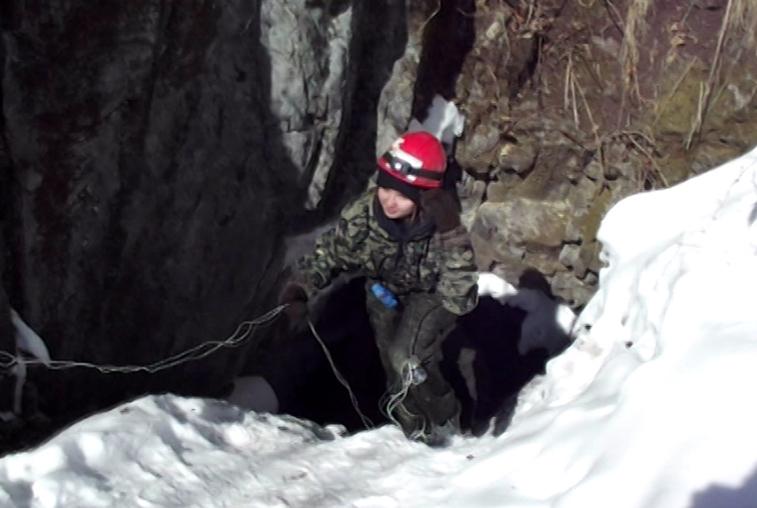 Амурские спелеологи исследовали новую пещеру в Еврейской автономии