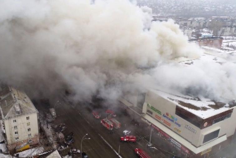 Губернатор Приамурья выразил соболезнования родным и близким жертв пожара в Кемерово