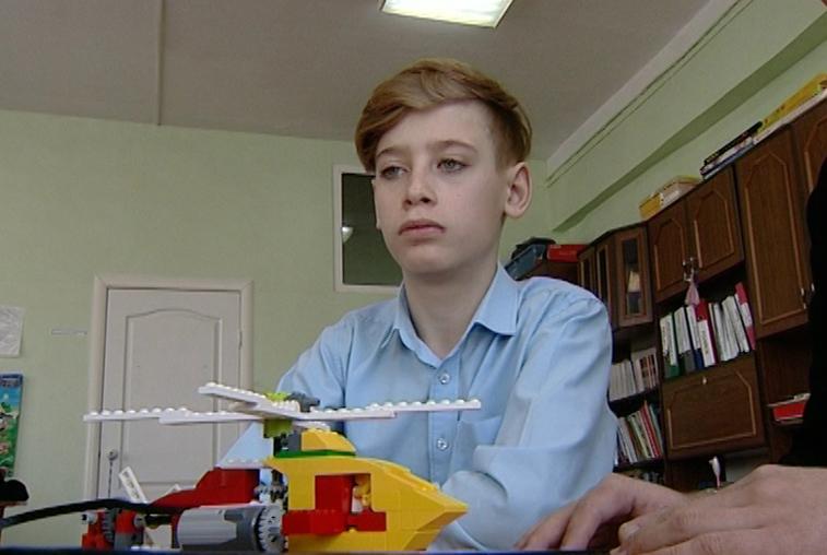 «Счастье каждому»: юный техник и спортсмен Ярослав