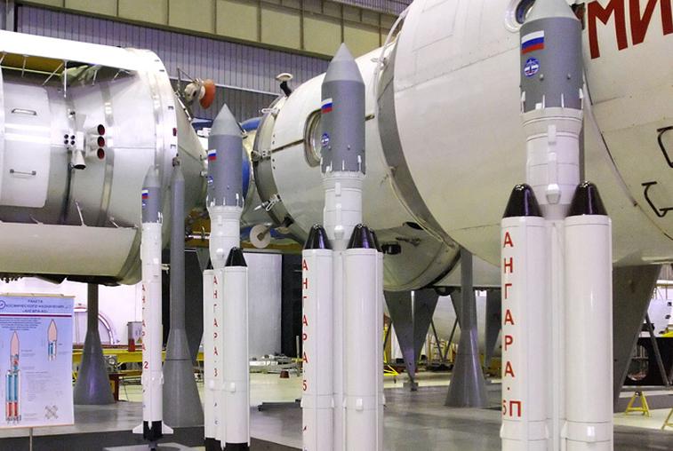 Первую тяжелую ракету «Ангара-А5» начали строить для Восточного