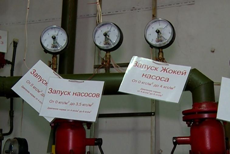Торговые центры Благовещенска тестируют на пожарную безопасность