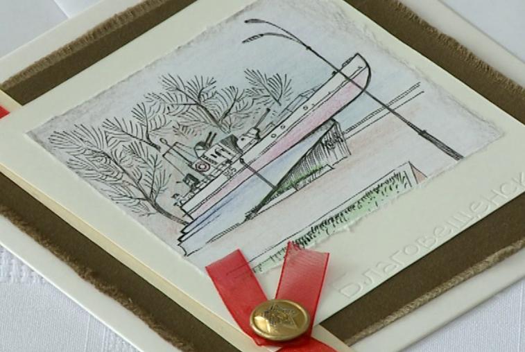 Образцы для сувениров к 160-летию Приамурья создадут народные умельцы