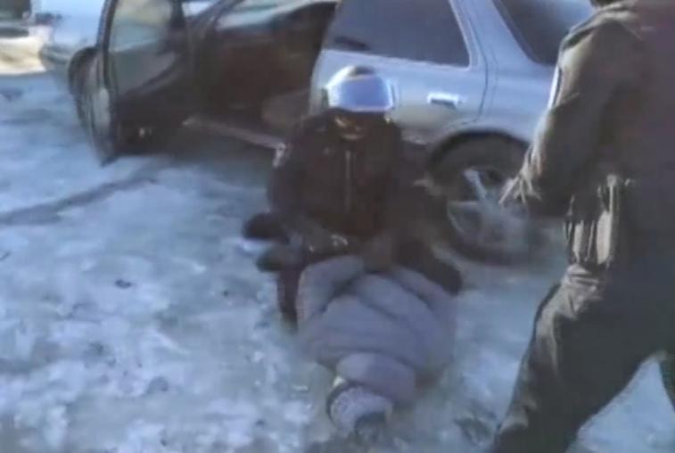 Банду наркоторговцев задержали в Белогорске