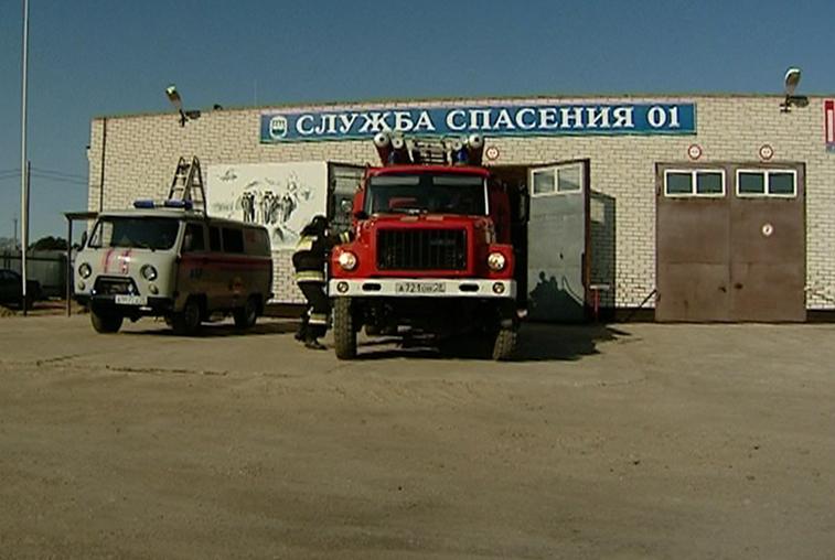 Амурские пожарные и дружинники перешли на усиленное дежурство