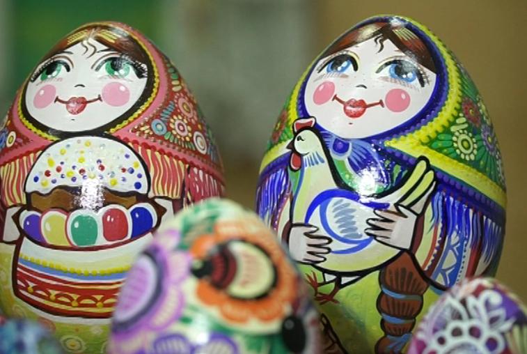 Покрасить яйца и испечь куличи: амурчане готовятся к Пасхе