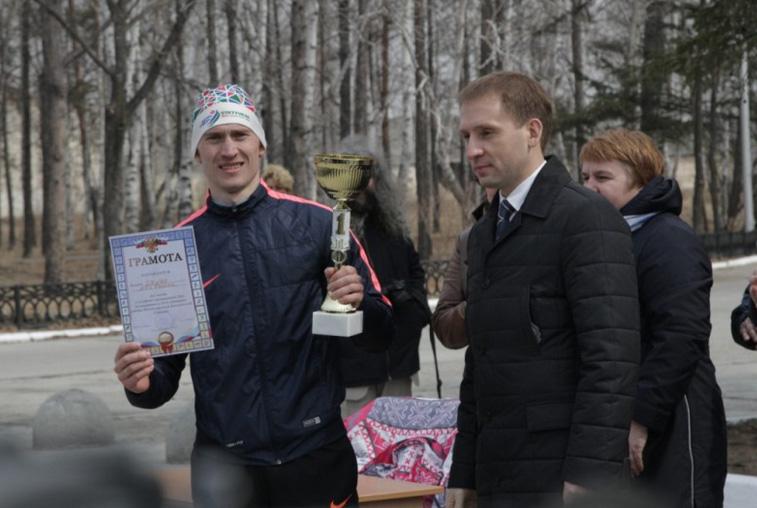 Праздничной эстафетой отметили День космонавтики в Циолковском
