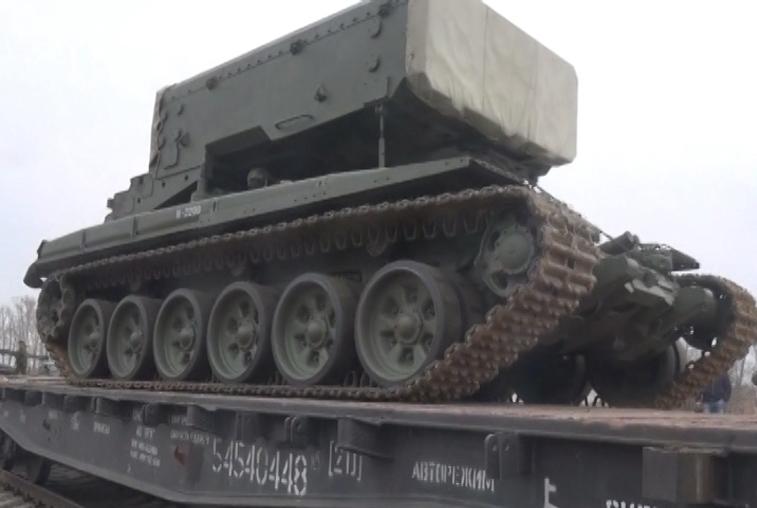 Амурские военные впервые получили партию огневых систем «Солнцепек»