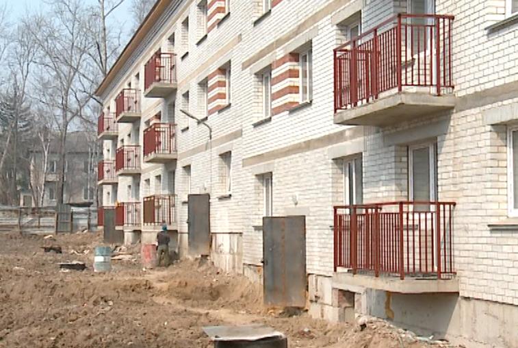 В благоустроенные квартиры переедут около ста жителей Прогресса
