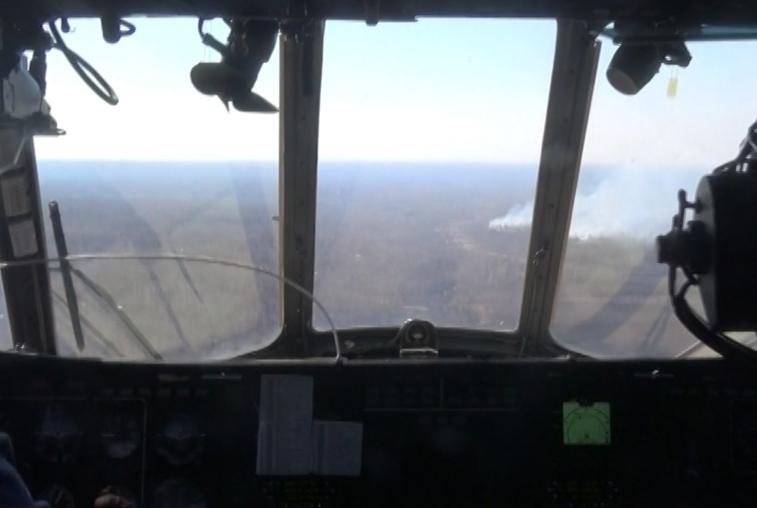 За сутки в Приамурье удалось ликвидировать 9 очагов природных пожаров