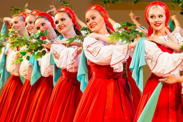 Ансамбль «Берёзка» выступит на Российско-китайской ярмарке культуры и искусства