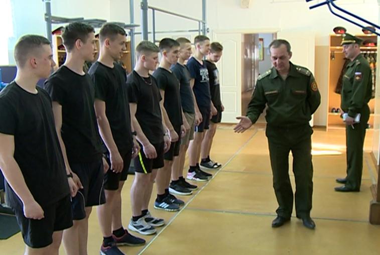 Команда Амурского кадетского корпуса отправилась на всероссийские сборы
