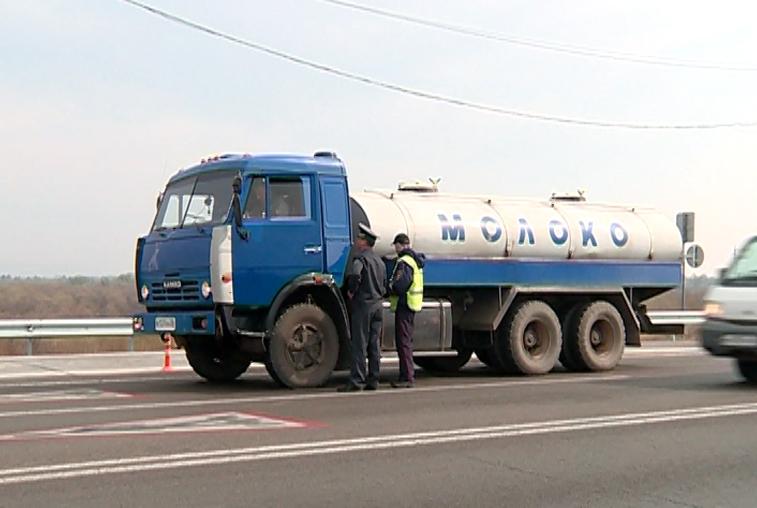 Россельхознадзор выявляет нарушения перевозки животной продукции в Приамурье