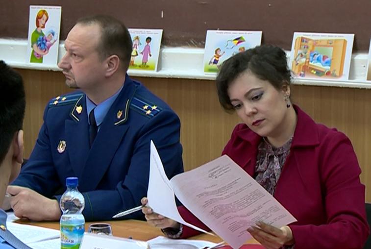 Защиту прав и интересов детей обсудили на форуме в областной прокуратуре