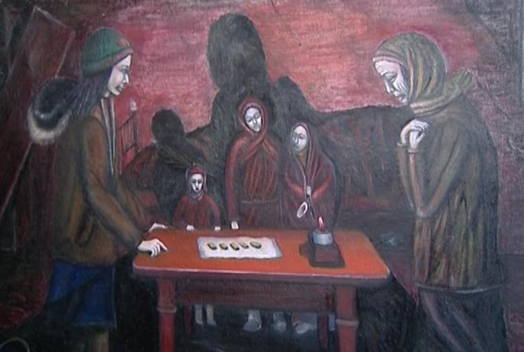 Персональная выставка картин «Хотят ли русские войны?» открыта до 27 мая в Благовещенске